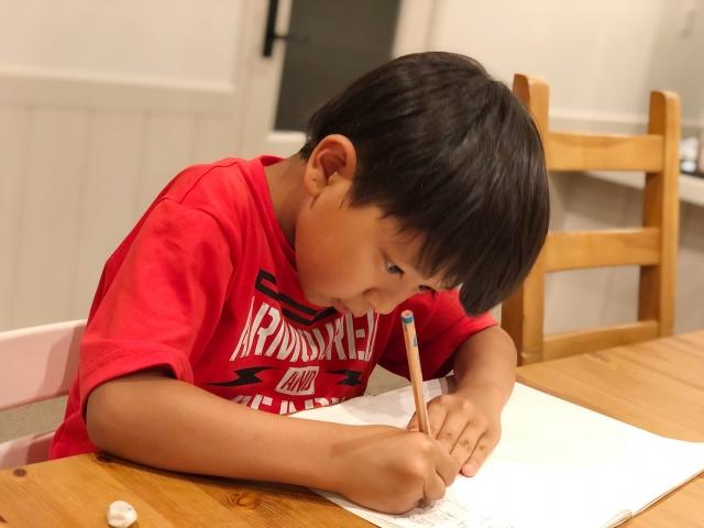 小学校の低学年からの学習が基礎学力を作ります